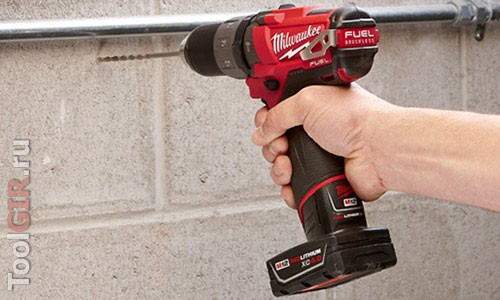 Обзор шуруповерта Milwaukee M12 Fuel 2404-22
