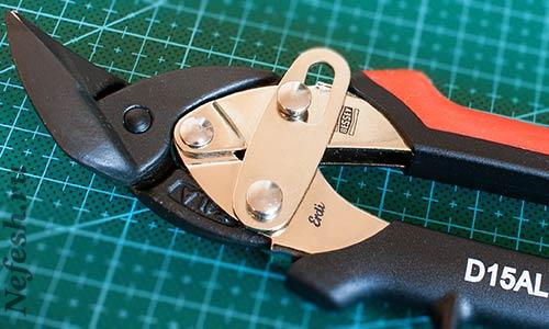 Обзор ножниц по металлу Erdi bessey D15A